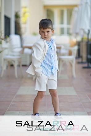 """Детско сако и къси панталони """"Елегантният Том"""" - 1"""