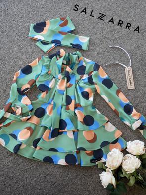 "Детска рокля ""ЛУННА КРАСОТА"" 1"