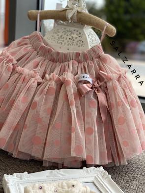 "Детска пола ""ФИФИ"" pink edition 1"