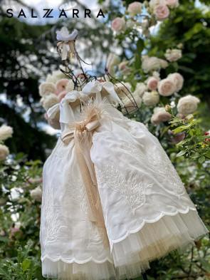 "Детска луксозна рокля ""ФИОРЕЛА"" 1"