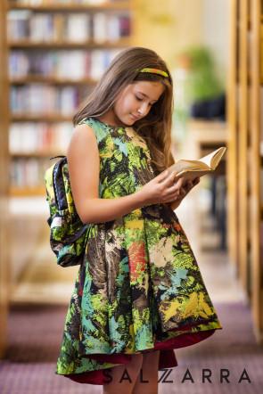 """Детска рокля """"ФЕРЕТА"""" 12"""