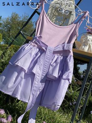 """Детска рокля """"СЛАДКА МЕЧТА"""" 1"""