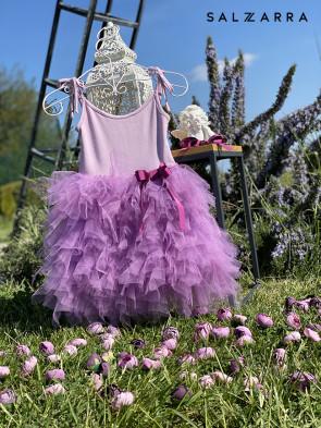 """Детска рокля """"ЛЮЛЯКОВО УХАНИЕ"""" 1"""