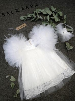 "Детска рокля ""ПРИНЦЕСА"" white edition 1"