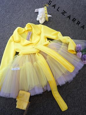 """Детска рокля """"TULIP"""" 1"""