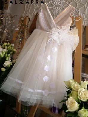 """Луксозна детска рокля """"Le Magnifique Paris"""" 1"""