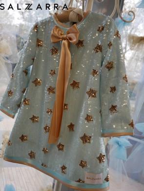 """Детска рокля """"СИЕЛ"""" 1"""