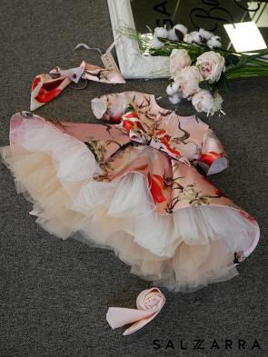 "Детска рокля ""ЯПОНСКА ПРИНЦЕСА"" 1"