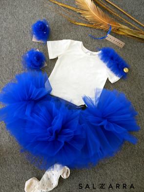 """Детска Пола """"ROYAL BLUE"""" 1"""