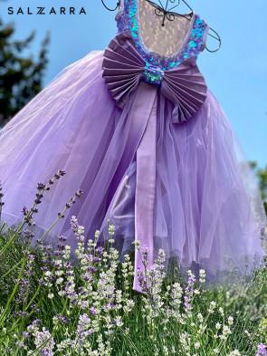 """Детска рокля """"ЛИЛАВА ПРОЛЕТ"""" 1"""