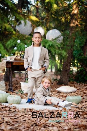 """Детски панталон """"Пясъчен замък"""" 4"""